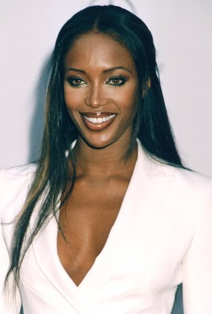 NAOMI  CAMPBELL, CHARLES TAYLOR'S 'BLOOD-DIAMOND' LADY?