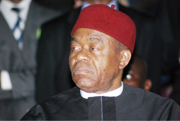 GOVERNOR THEODORE ORJI, PARTY-HOPPER EXTRA-ORDINAIRE OF NIGERIA!