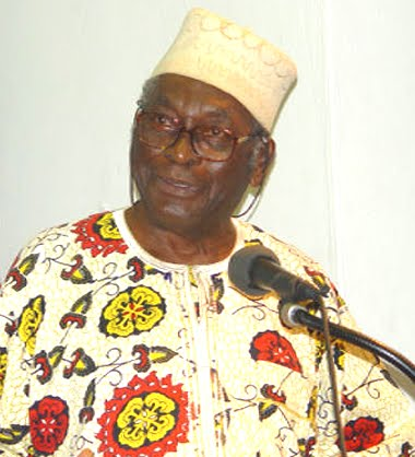 BABS FAFUNWA, BABANGIDA'S EDUCATION MINISTER,  DEAD AT 87.
