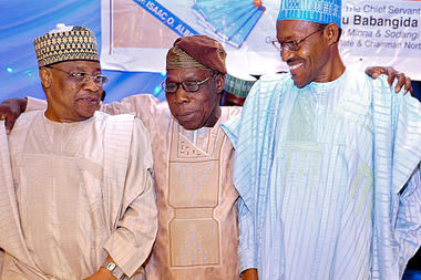 THE THREE NIGERIAN MUSKETEERS, THEY SCREWED NIGERIA UP SO BADLY, IT SUCKED!