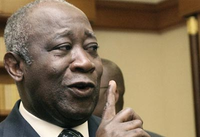 GBAGBO, TAKE HIM OUT NOW!