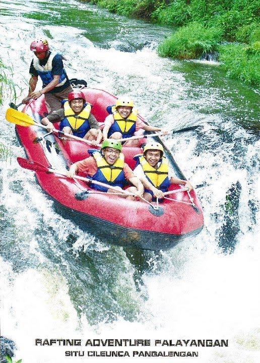 Rafting agogo