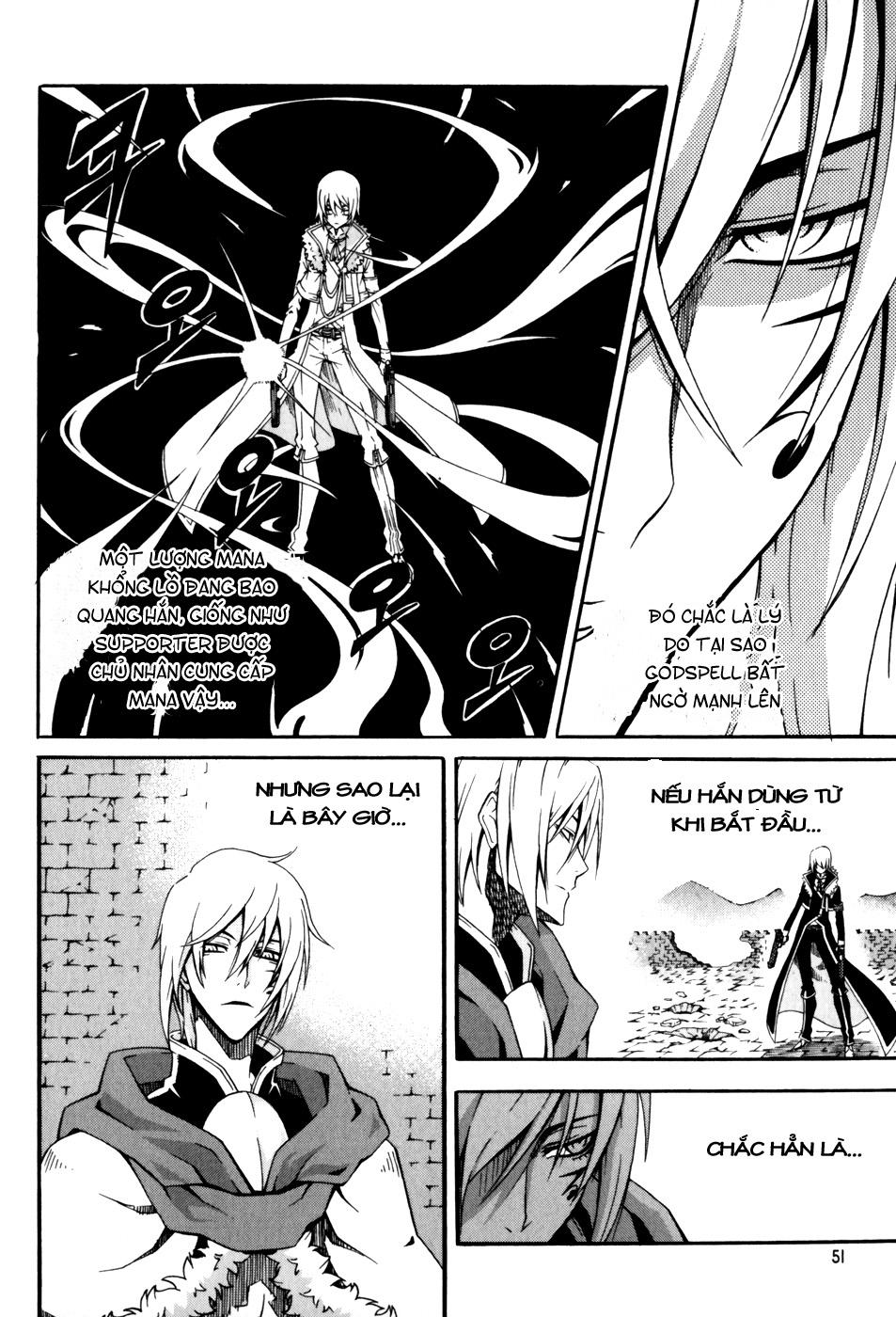 Witch Hunter – Thợ Săn Phù Thủy chap 41 page 5 - IZTruyenTranh.com