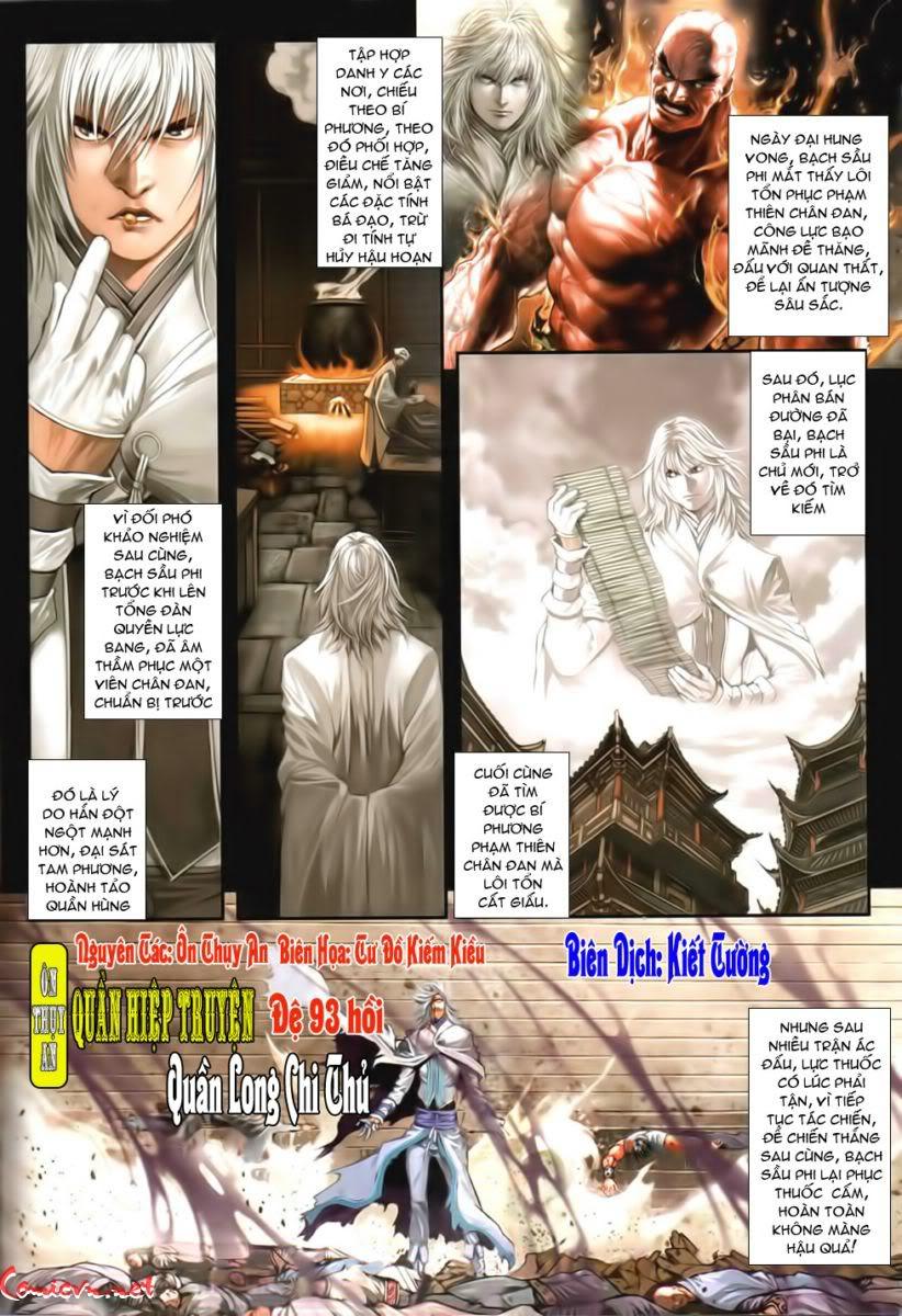 Ôn Thụy An Quần Hiệp Truyện chap 93 Trang 2