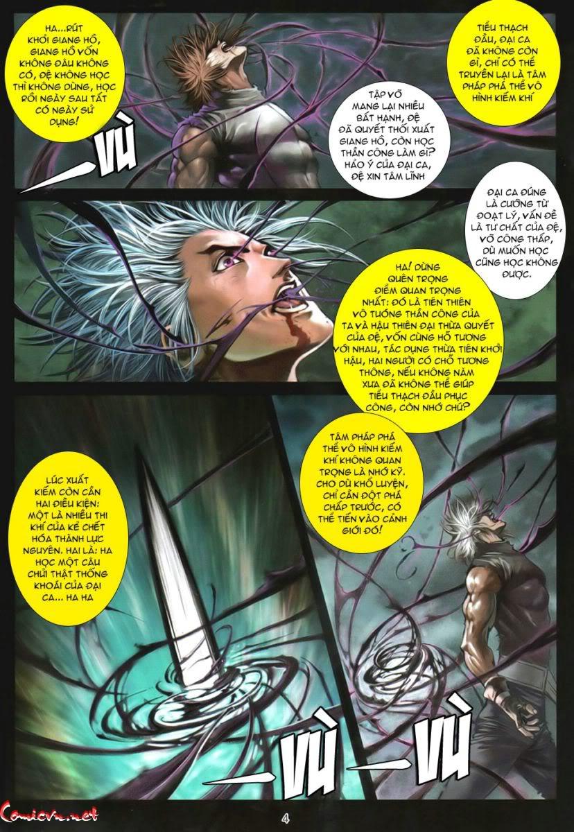 Ôn Thụy An Quần Hiệp Truyện chap 93 Trang 4