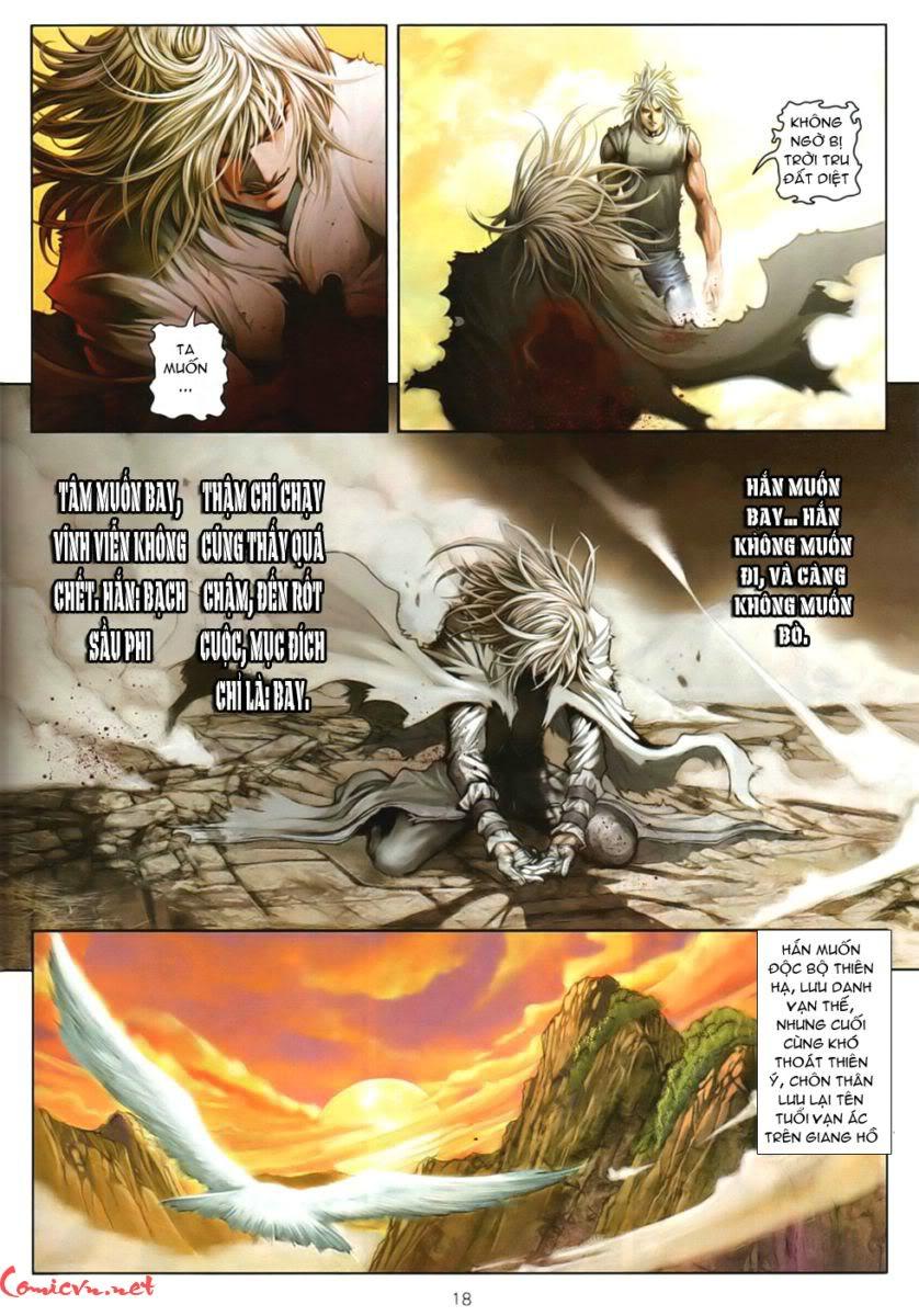 Ôn Thụy An Quần Hiệp Truyện chap 93 Trang 16