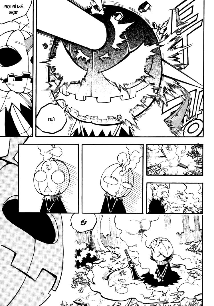 Witch Hunter – Thợ Săn Phù Thủy chap 12 Trang 36 - Mangak.info