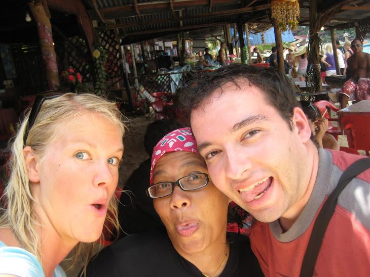 Me, Maria and Mathieu