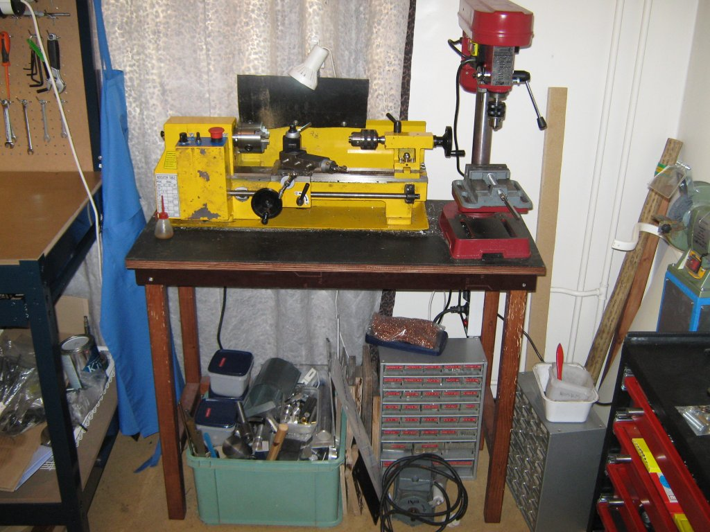 Home Shop Machinist: January 2011