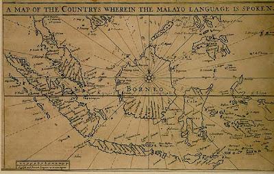 indonesia-malaysia nusantara