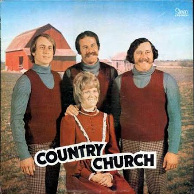 funny christian album covers country church
