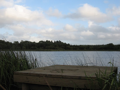 kilbarron lake photo feakle county clare