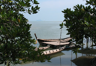 Bang Rong area, east coast of Phuket