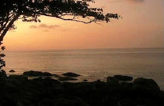 Sunset, Karon Beach, 27th February
