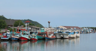 Fishing Boats, 6th September
