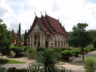 Manik Temple, Phuket