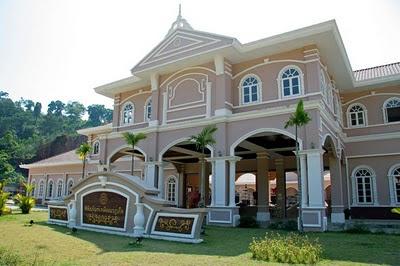 Kathu Tin Mining Museum Entrance