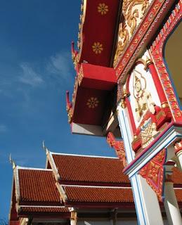 Wat Sawang Arom, Rawai