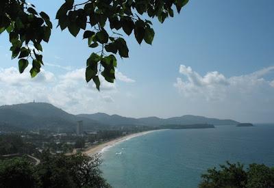 Karon Beach 2nd November