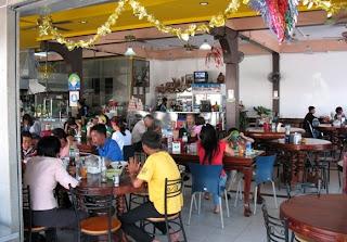 Uptown Restaurant in Phuket Town