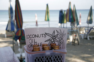 get your coconut oil at Kamala beach