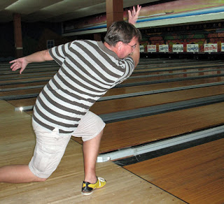 10 Pin Bowling at Big C in Phuket