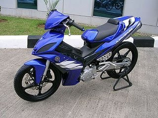 Yamaha LC 135 Picture Design