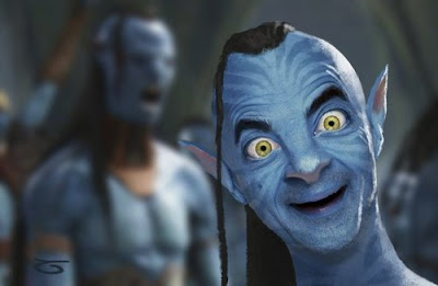 Avatar and Mr Bean
