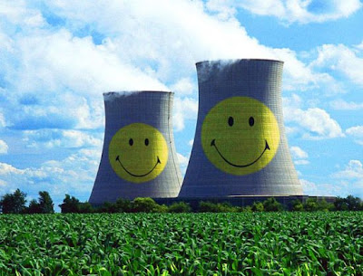 never talk about nuclear power