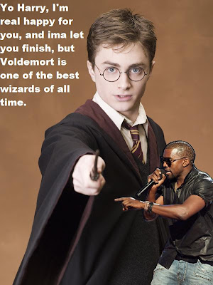 Kanye West and Harry Potter Joke