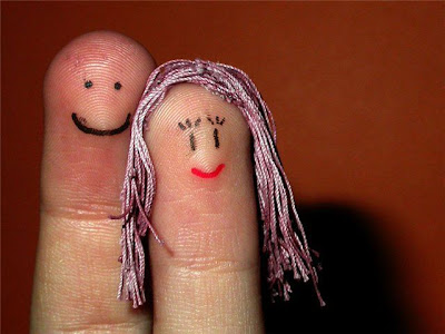 Funny Fingers - Couple