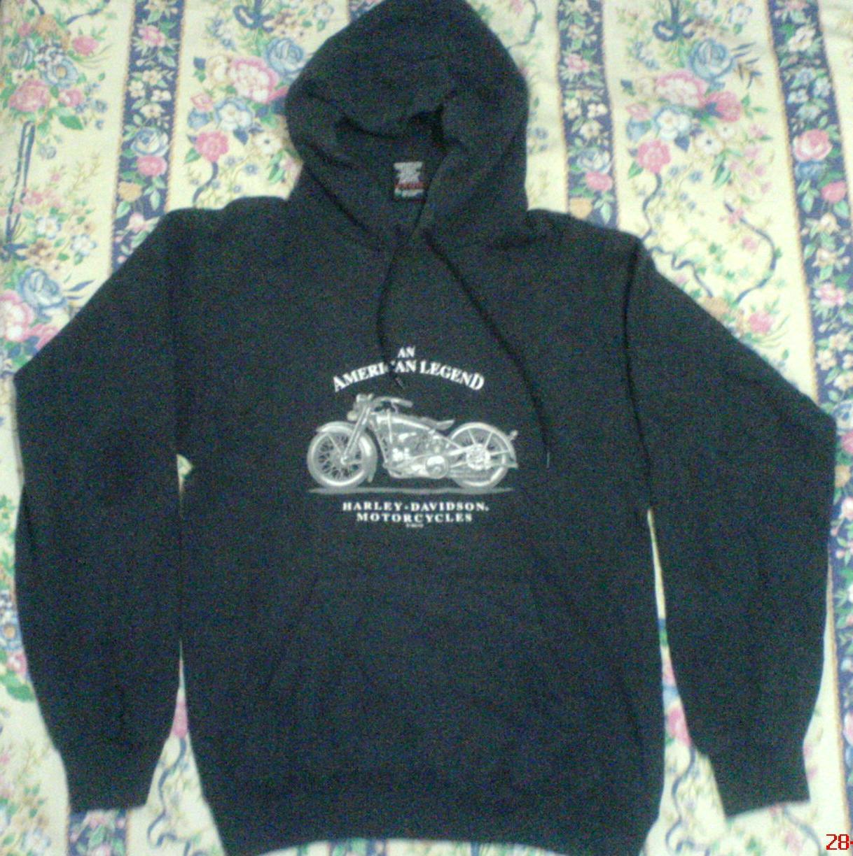 Planet Vintage Vintage Harley Davidson Sweater 5050