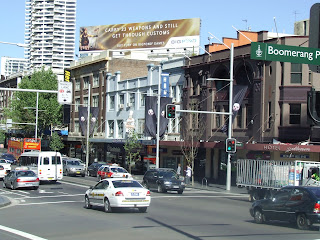 Fury Billboard in Sydney