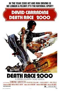 Death Race 2000 poster
