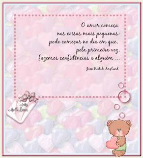 amizade amor