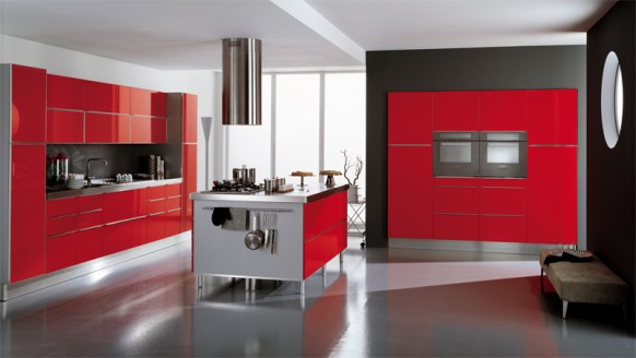 Modern Minimalist Kitchen Furniture