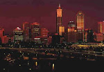 Places I've Lived: Perth by Night