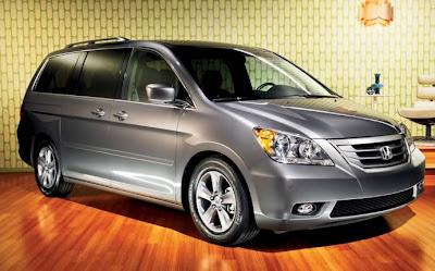 Honda  Odyssey 2010-2011