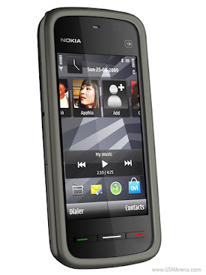 nokia 5230 xpress music