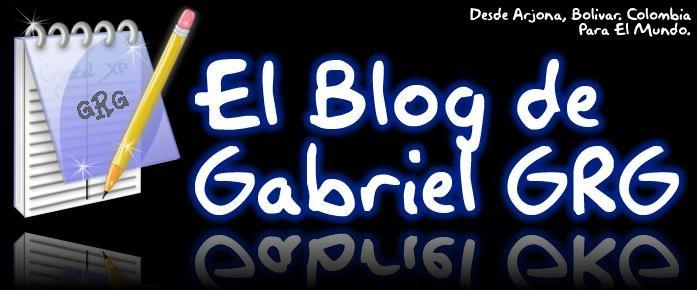 El Blog de Gabriel GRG.