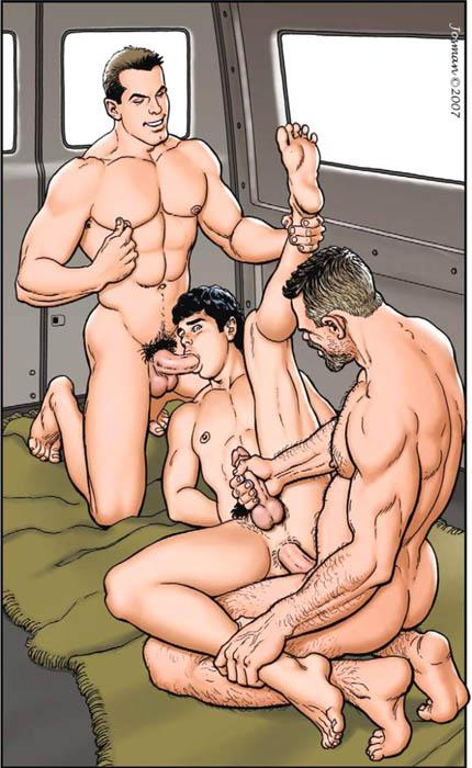 гей порно картинки комиксы