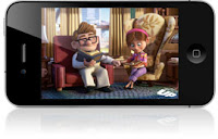 iPhone 4G video