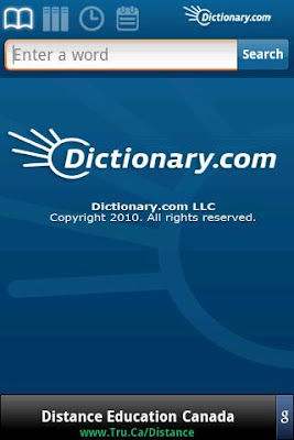 dictionary.com diccionario para moviles