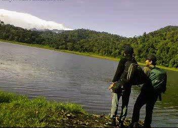 Danau ciharus-Foto danau ciharus