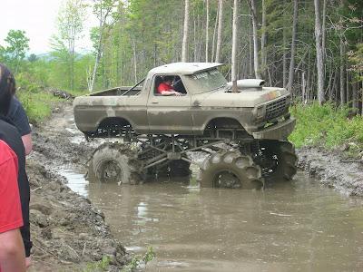 seney mud bog