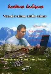 """E' arrivato il mio libro """"Versi e rime sulle cime""""racconti e poesie di montagna"""