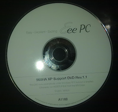 Asus Eee Pc 900ha Drivers