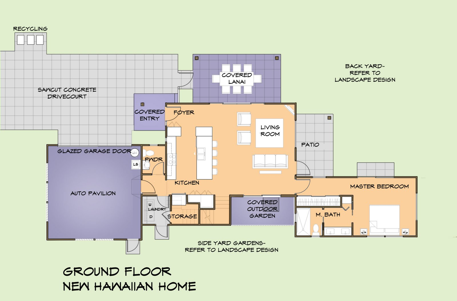 Hawaii House Plans House Design