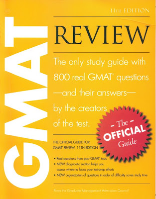 GMAT Official Guide Critical Reasoning 11e