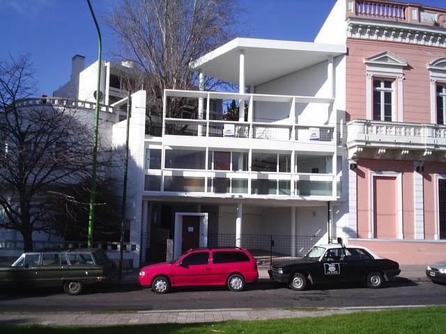 Le corbusier en argentina casa curuchet 1948 - Le corbusier casas ...
